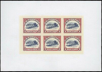 Inverted Jenny Collector's Edition WITH PROOFS - Only 1,100 Issued By USPS #4806