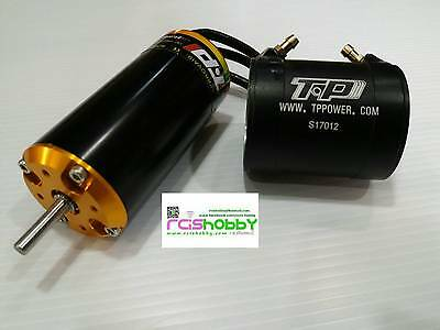TP POWER TP4050 Brushless 2100KV  5000Watt/With Water Cooling jacket