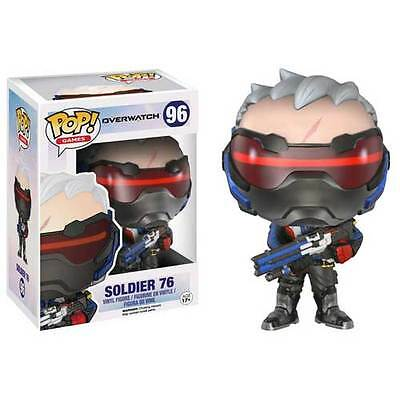 Overwatch - Soldier: 76 US Exclusive Pop! Vinyl Figure NEW Funko