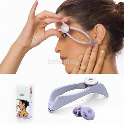 Makeup Beauty Facial Neck Hair Removal Tools Body Hair Epilator Threader System