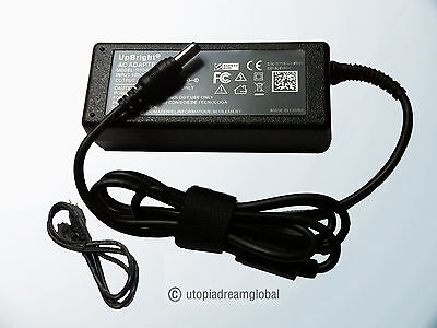 Barrel Tip AC Adapter For GVE GM85-240400-F 24VDC Power Supply Cord Charger PSU