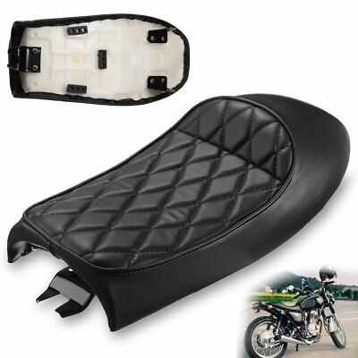 Motorcycle Retro Hump Cover Cafe Racer Seat Saddle Universal For Honda CG125