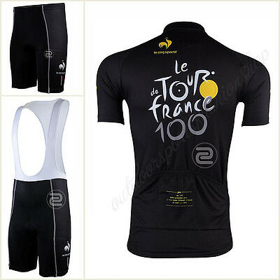 Short Sleeve jersey Bib Shorts Padded Sports Suit Bike Team Racing Cycling Sets