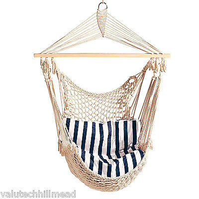 PureDay Lucky Hanging Chair with Cushions