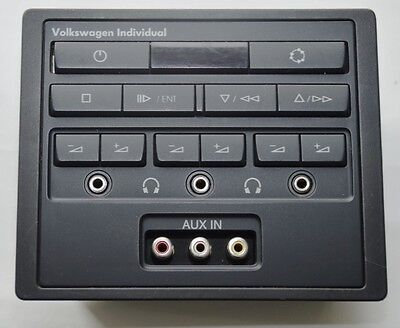 Orig VW Touran Golf Plus Multimedia System Control panel Individual 1T0035331