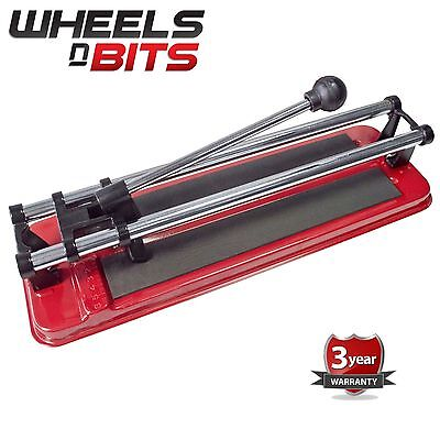 "12"" 300mm Flat Bed Manual Ceramic Hand Floor Wall Tile Cutter Cutting Machine"