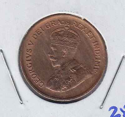 1936 Canada Small Cent - BU Red