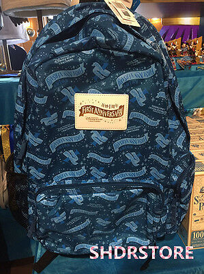 SHDR 1st anniversary BACKPACK BAG SHANGHAI DISNEYLAND DISNEY PARK RESORT