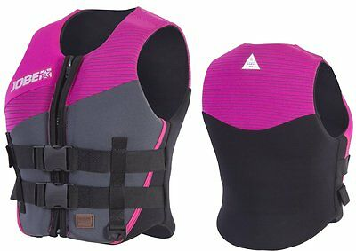 JOBE Ladies Neo Vest Neoprene Vest Lifejacket pink