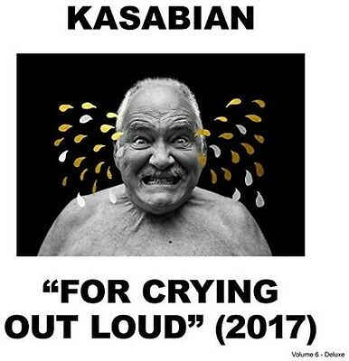 Kasabian - For Crying Out Loud: Deluxe [New CD] Deluxe Edition, UK - Import