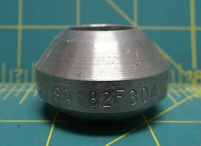 """1 ½"""" PIPE Weldolet S80 ASTM A182 F316L 3000# Long 1 50 OD x  090"""