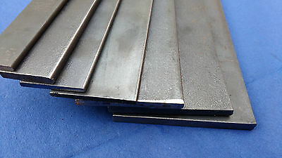 Mild Steel Flat Bar. lengths 200mm to 1000mm,