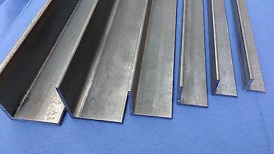 Mild Steel Angle Iron various sizes and lengths