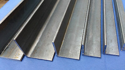 Mild Steel Angle Bar various sizes, from 200mm to 1500mm,good quality.