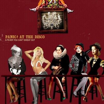 Panic at the Disco - A Fever You Can't Sweat Out [New Vinyl]