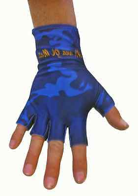 Sun Gloves Upf 50 Fun Camo Colours Perfect Fit..fishing..walking..cycling..kayak