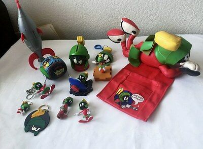 Marvin the Martian of Looney Tunes Lot of 12
