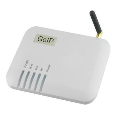 GOIP-1 1 Channel GSM VoIP GoIP Gateway in SIP&H.323/Quad Band/Auto provisioning