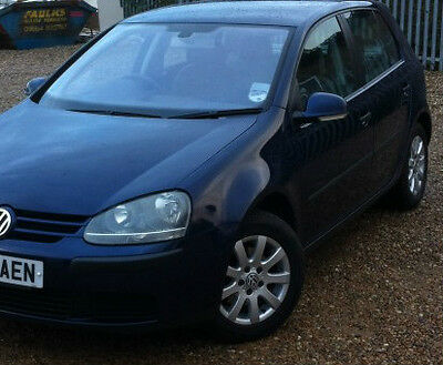 4 x Vw GOLF MK5 ALLOY WHEELS 5X112 pcd VW OEM 15 INCH MAGS NO TYRES FITTED