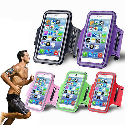 Gym Running Jogging Sport Armband Exercise Case Cover for Samsung Galaxy S8/Plus
