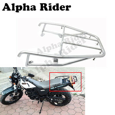 Rear Luggage Rack Shelf Tail For Off Road YAMAHA TW225 2002 2003 2004 2005- 2014