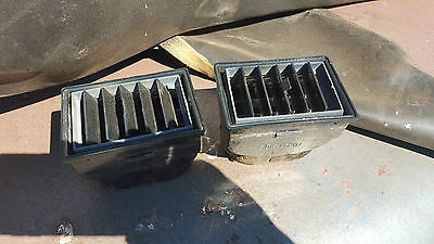 Holden Kingswood HQ HJ HX HZ WB Dash Vents