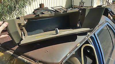 Holden Kingswood HQ HJ HX HZ WB Glove Box & Dash Section