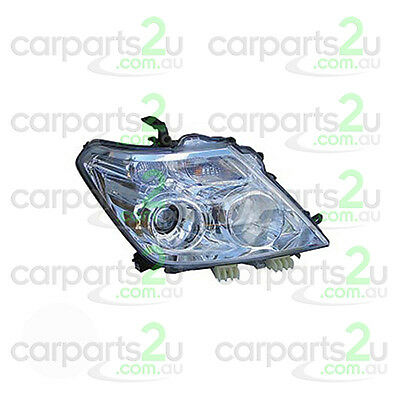 BRAND NEW NISSAN PATROL Y62  HEAD LIGHT 12/12 to 12/16 RIGHT