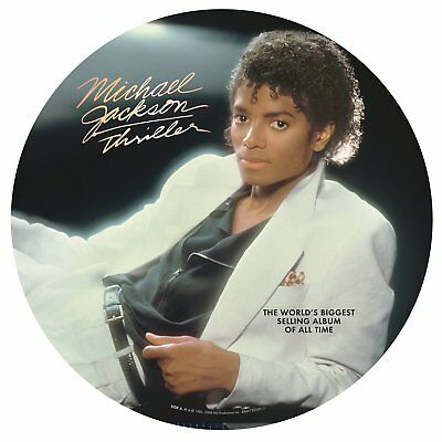 Michael Jackson - Thriller (Picture Disc) - Vinyl Lp - New