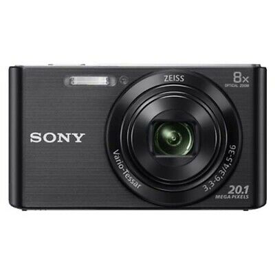 Sony DSC-W830 Cyber-shot Digital Camera (DSCW830) with GEN SONY WARR