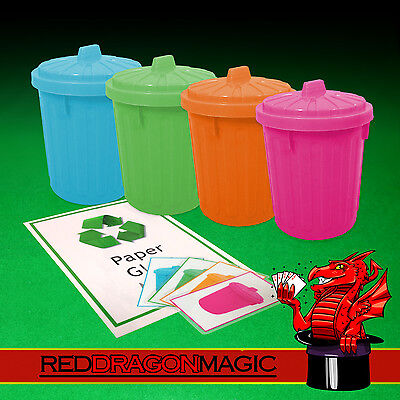 'Recycled' Magic Trick  - Children's Entertainers Magic Prop / Routine SEE VIDEO
