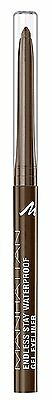 MANHATTAN Endless Stay Waterproof Gel Eyeliner (001 Rich Brown) NEU&OVP