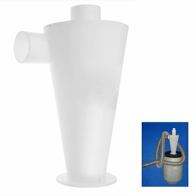 Cyclone Powder Dust Separation Collector Filter For For Vacuums IA1 Cleaners -UK