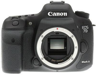 Canon EOS 7D Mark II 20.2 MP Digital SLR Camera Body Only MK2 * UK SHIP