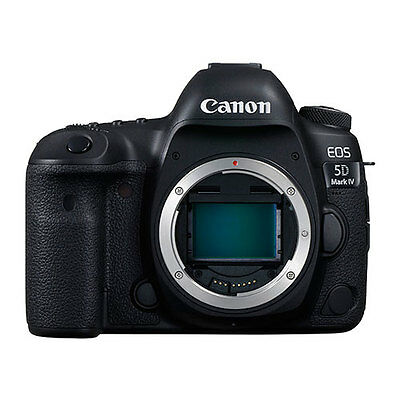 NEW Canon EOS 5D Mark IV Camera Body