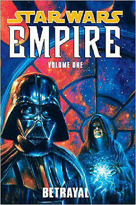 Star Wars: Betrayal v. 1: Empire (Star Wars: Empire), Excellent, Allie, Scott Bo