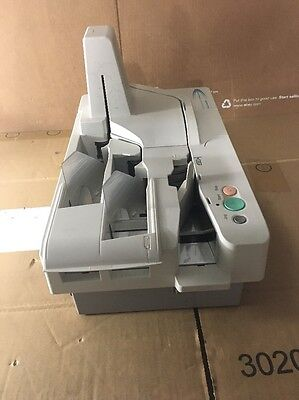 Canon Cr-180 Check Pass Though Scanner Reader