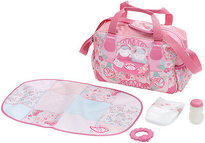 Zapf Creation Baby Annabell Wickeltasche (Rosa)