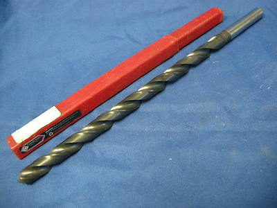 """New Cleveland Twist Drill 17/32"""" 422772 Extra Length"""