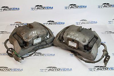 BMW E70 E71 F15 F16 X5M50d X6M50d 5.0i FRONT BRAKE CALIPERS WITH CARRIERS