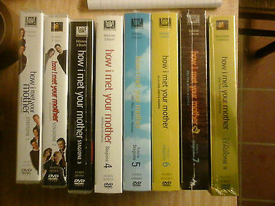 How I Met Your Mother - Alla fine arriva mamma - Stagioni 1 - 8 (24 DVD)