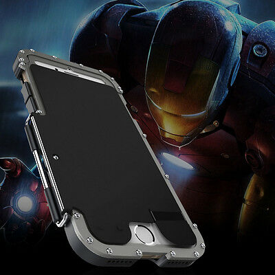 Armor Luxury Metal Shockproof Aluminum Case Cover For Samsung Galaxy S8 /S8 PLUS