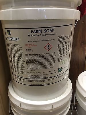 Pressure Washer Farm Soap