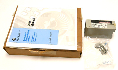 New In Box Allen Bradley 1203-Gk5 Communications Module Ser A