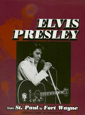 Elvis Presley - From St. Paul to Fort Wayne - Elvis, Books