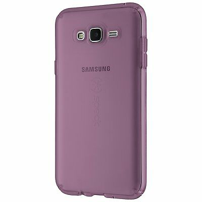New Speck CandyShell Slim Hard Case for Samsung Galaxy J7 Clear Purple