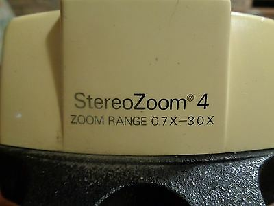 Bausch & Lomb SZ4 Stereo Zoom 4 Microscope with Boomstand