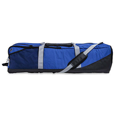CHAM-LAXBAGBL-Champion Sports Lacrosse Equipment Bag (Blue)