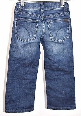 Joe's Jeans Toddler Size 3 3T Straight Leg Jeans Distressed