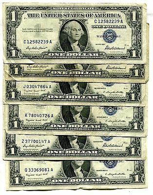 U.S.Currency lot - Silver Certs/$2 & U.S.Note $5.  - 31 notes total.